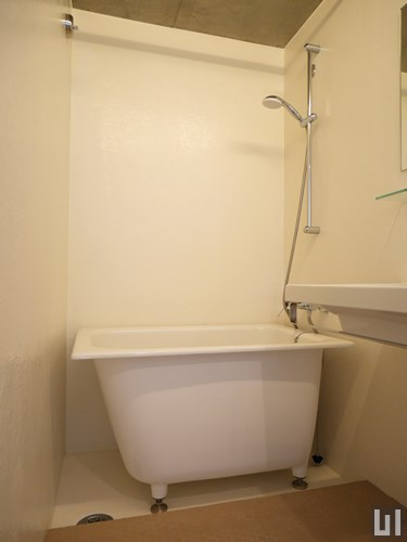 1R 20.87㎡タイプ(2階-3階 01号室) - 浴槽