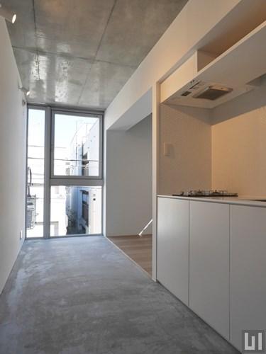 1R 20.87㎡タイプ(2階-3階 01号室) - 玄関