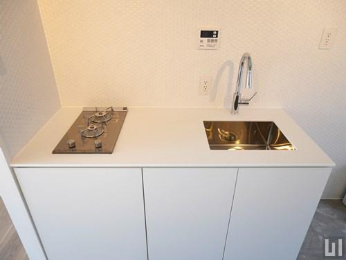 1R 20.87㎡タイプ(2階-3階 01号室) - キッチン