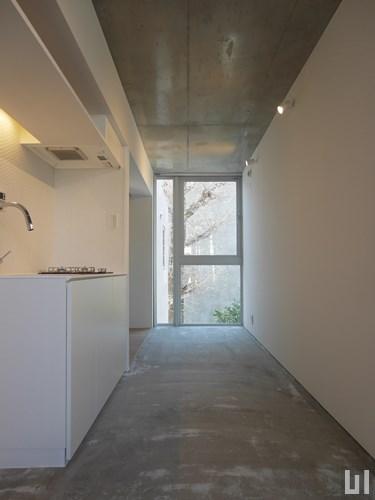 1R 20.87㎡タイプ(2階-3階 03号室) - 玄関