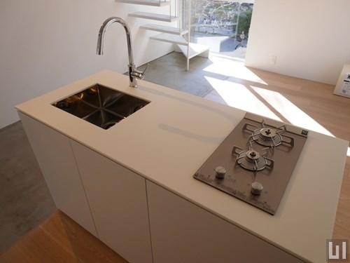 1LDK 44.61㎡タイプ - キッチン