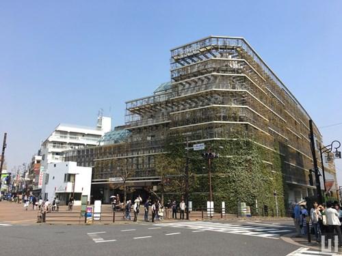 大岡山駅・東急病院