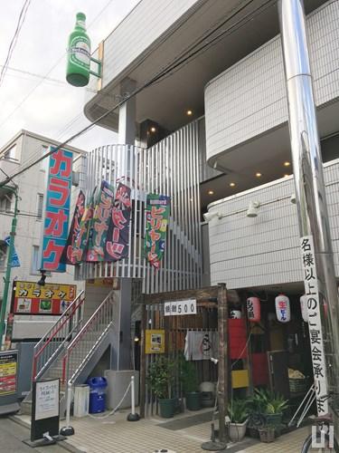 大岡山パラダイス