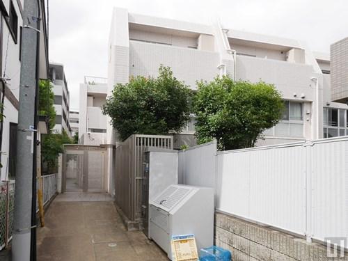 オープンレジデンス中目黒諏訪山 - マンション外観