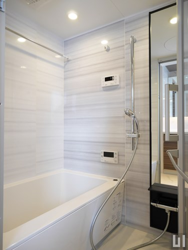 1K 29.4㎡タイプ - バスルーム