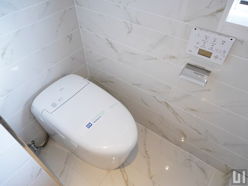 1K 29.4㎡タイプ - トイレ