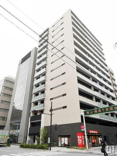 パークアクシス東日本橋ステーションゲート - マンション外観