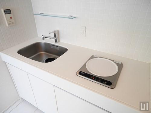 1R 68.34㎡タイプ - キッチン