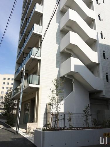 パークアクシス渋谷神山町 - マンション外観