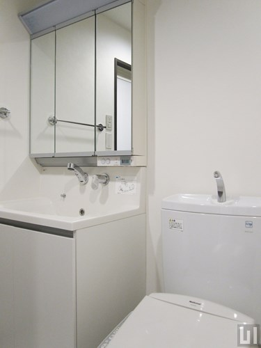 2LDK 68.50㎡タイプ - 洗面室