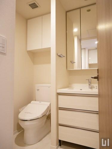Cタイプ - 洗面台・トイレ