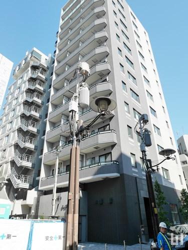 パークアクシス赤坂見附 - マンション外観