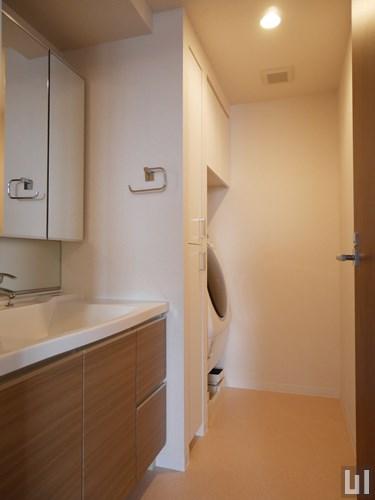 E1タイプ - 洗面室