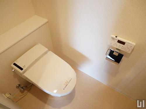 E1タイプ - トイレ