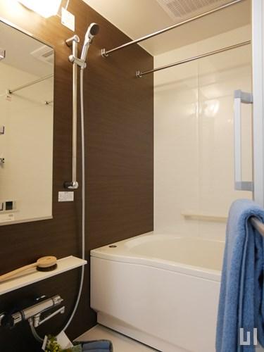 Dタイプモデルルーム - バスルーム