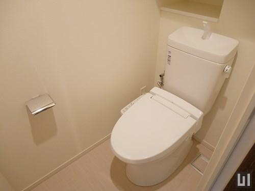 Gタイプ - トイレ