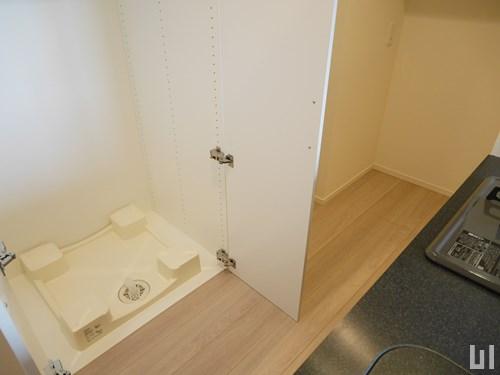 Gタイプ - 洗濯機置き場