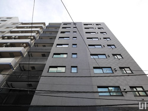 パークアクシス日本橋堀留町 - マンション外観