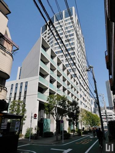 パークキューブ目黒タワー - マンション外観