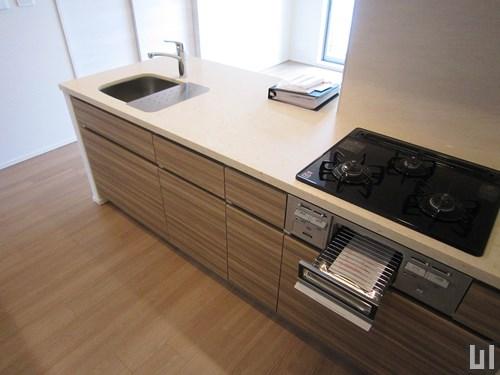 Gタイプ - キッチン