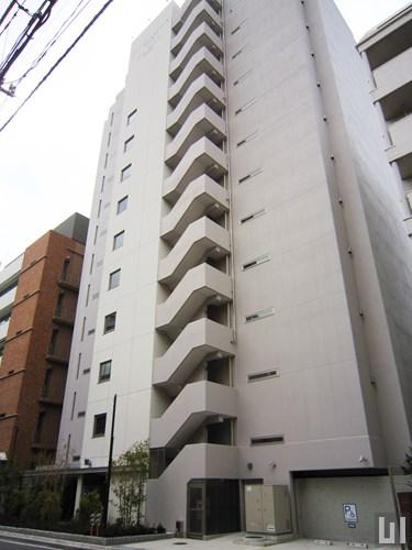 パークハビオ芝浦 - マンション外観