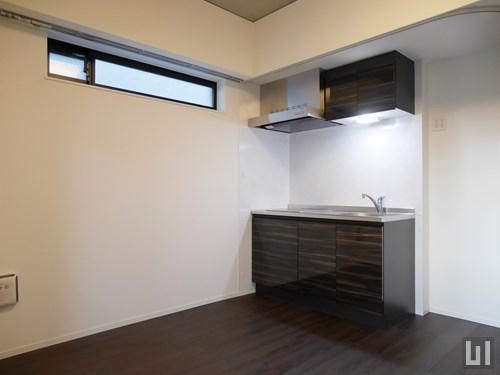 Aタイプ - 洋室・キッチン