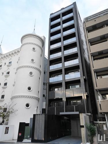 パークヒルズ赤坂 - マンション外観