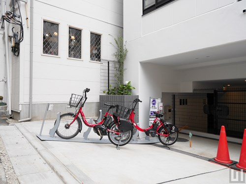 ドコモ・バイクシェアのサイクルポート