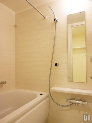 1K 28.21㎡タイプ - バスルーム