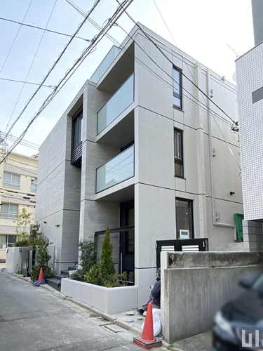 PARK SQUARE 駒沢大学 - マンション外観