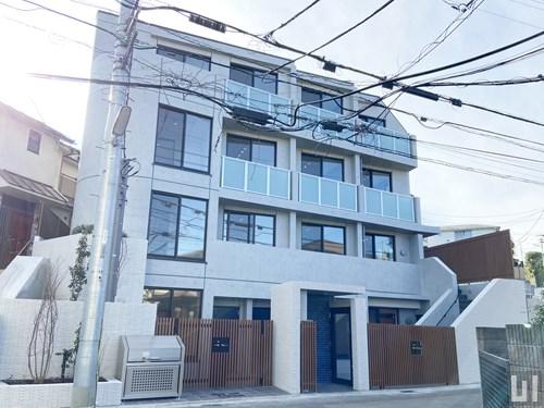 PARK SQUARE 下北沢 - マンション外観