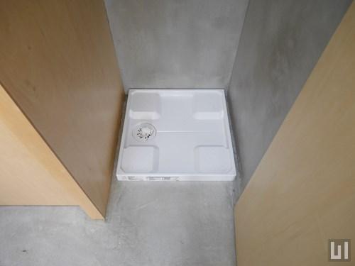 1R 40.27㎡タイプ - 洗濯機置き場