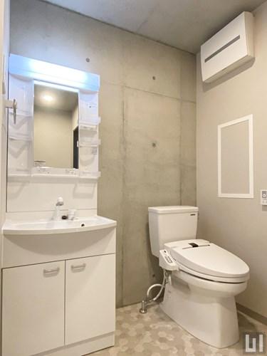 Fタイプ - 洗面室
