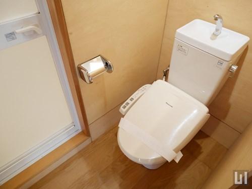 1LDKメゾネット38.69㎡タイプ - トイレ