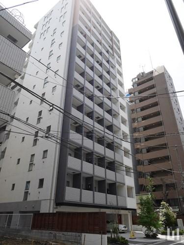 パティオ神田 - マンション外観