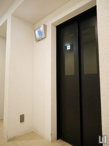 監視カメラ付エレベーター