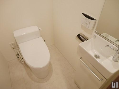 1K 25.03㎡タイプ - トイレ