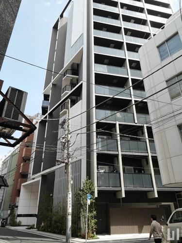 ピアース千代田淡路町 - マンション外観