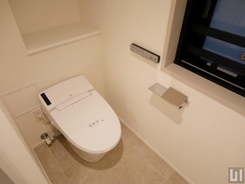 1LDK 44.55㎡タイプ - トイレ
