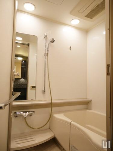 1DK 42.84㎡タイプ - バスルーム