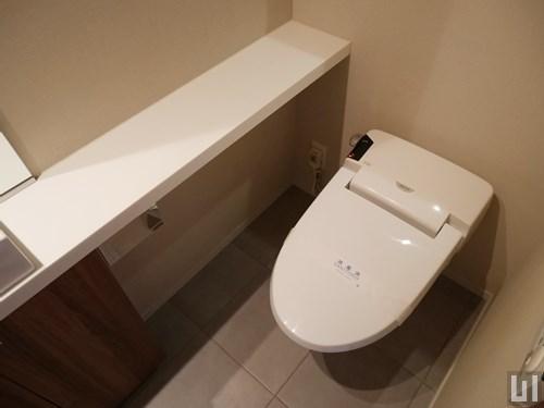 1LDK 88.4㎡タイプ - トイレ