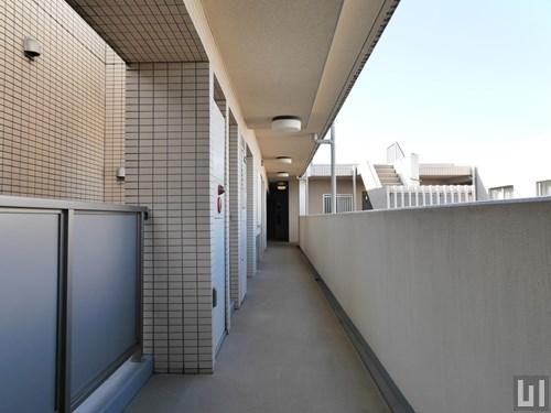 共用廊下(外廊下)
