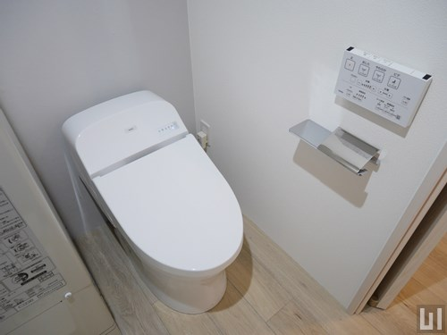 1K 18.76㎡タイプ - トイレ