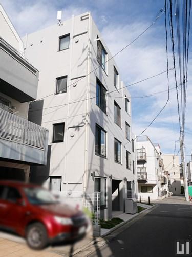 プラチナフォルム大井町WEST棟 - マンション外観