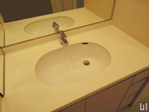 1DK 33.21㎡タイプ - 洗面台