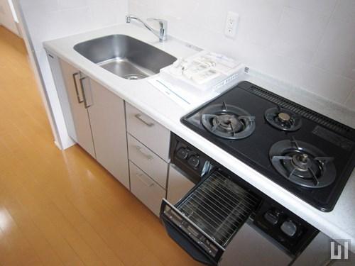 1LDK 39.25㎡タイプ - キッチン
