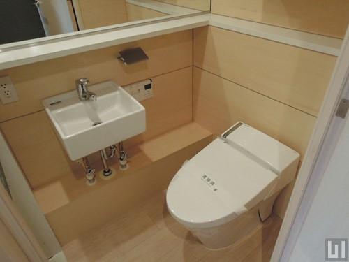 Dタイプ - 洗面台・トイレ