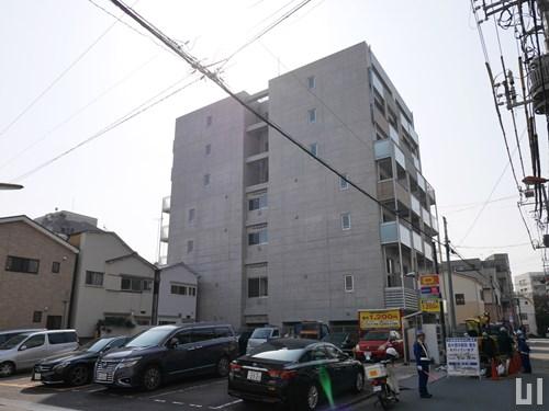 PRIME FORESHITA - マンション外観