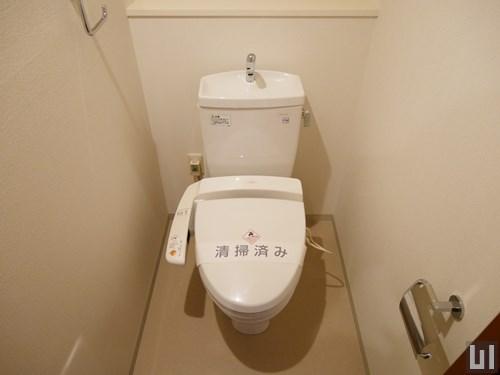 Kタイプ - トイレ