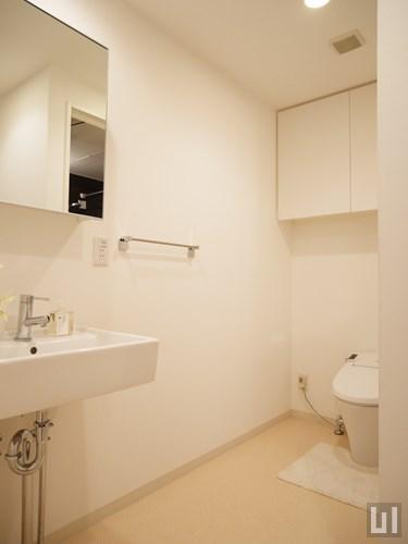 Fタイプ - 洗面台・トイレ